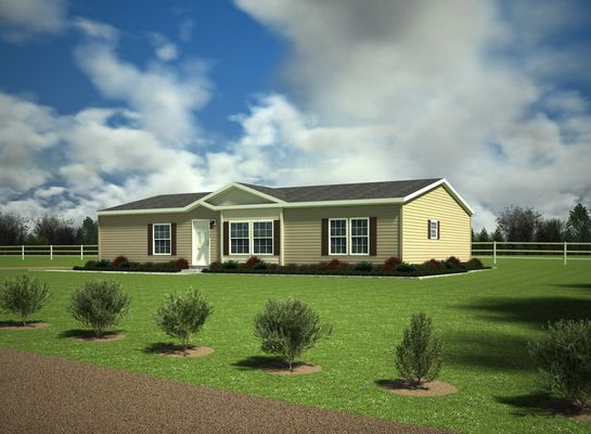 17 best images about fleetwood homes of tennessee on for Modular lake homes