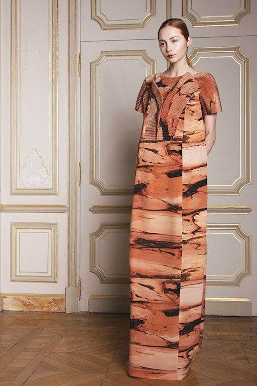 Ilja Visser Couture Lente 2014