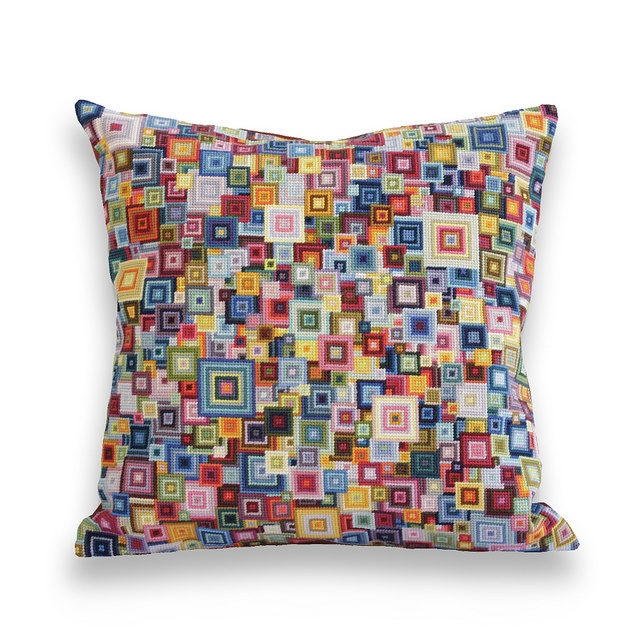 cushion pillow squares