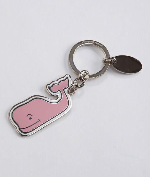 Whale Key Chain