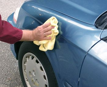 How to wax a car step by step