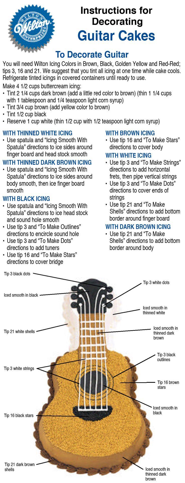 Guitar Pan for Justin                                                                                                                                                      More