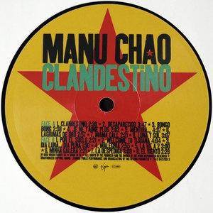 Artist: Manu Chao - Album: Clandestino - Song: Luna y Sol - Genre: Mestizo. http://youtu.be/mrKYO74UJYU