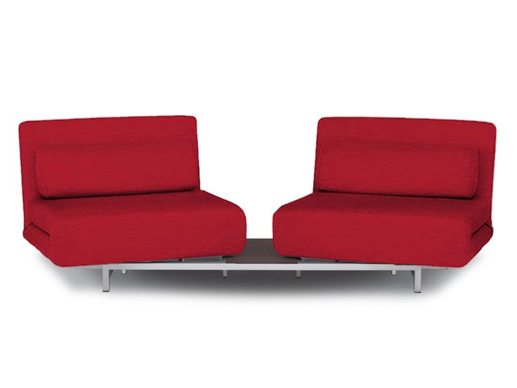 Le Vele Replica - 2 Seat Sofa Bed
