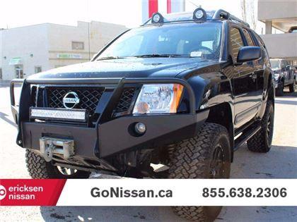 """Sport Utility - 2014 Nissan Xterra PRO-4X 4x4 in Edmonton, AB $35,997"""