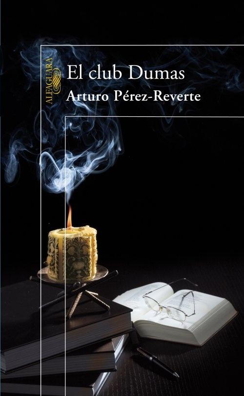 El club Dumas, Arturo Perez-Reverte