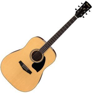 The Fender SA 105 Acoustic Guitar is a sweet sounding, dreadnought style acoustic guitar that sits comfortably in your hands. The stringed instrument's top is made up of laminated spruce while the back and the sides are composed of laminated nato wood. The guitar's painted maple fretboard produces a twangy sound that is lively. 20 frets on the instrument's fretboard make it possible for you to play your chords accurately. The guitar also incorporates high quality die cast tuners for…