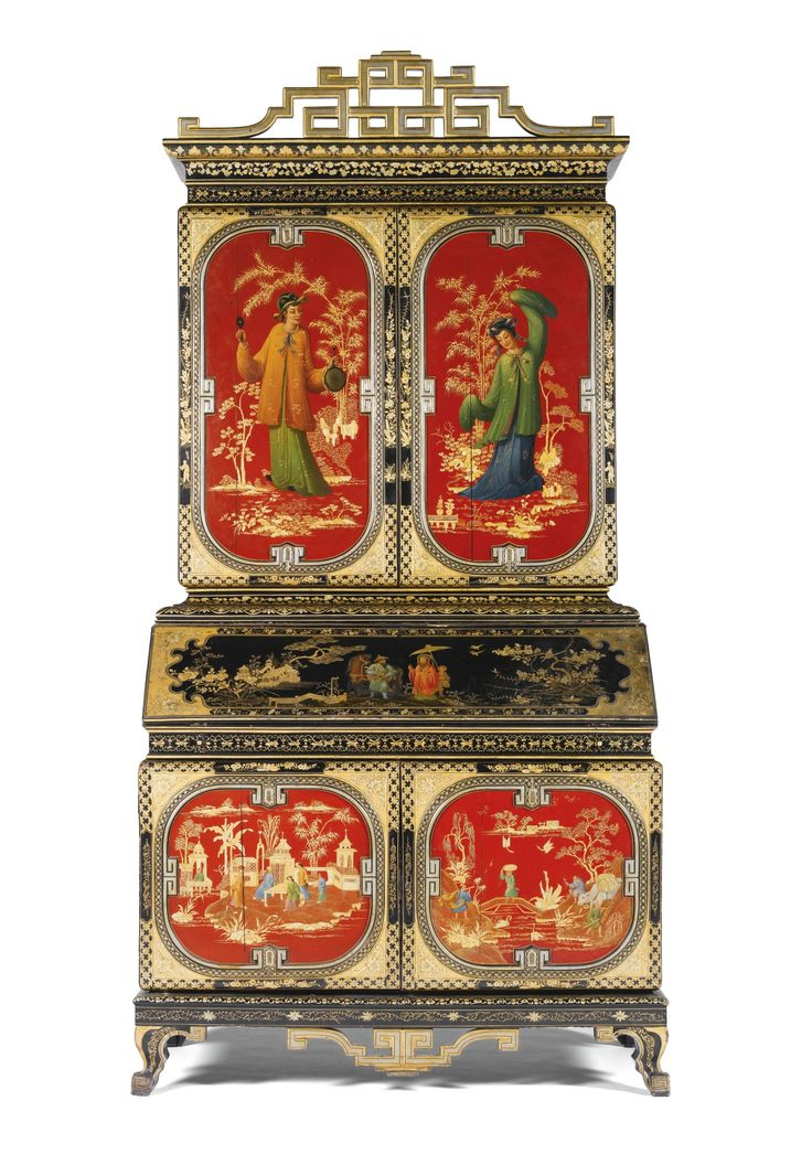 159 best Chinoiserie Furniture images on Pinterest