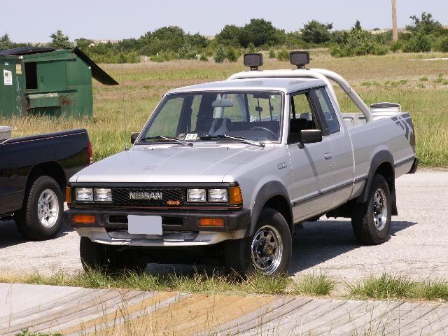 1985 1 2 z24 nissan 4x4 kcab sport truck opinions. Black Bedroom Furniture Sets. Home Design Ideas