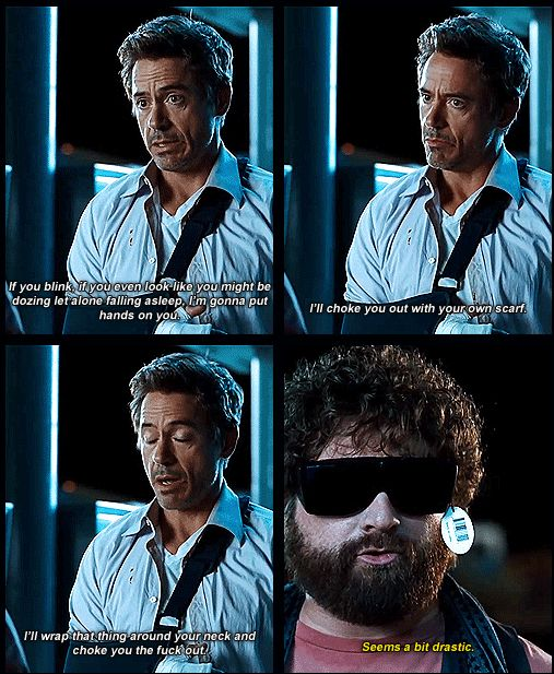 Peter & Ethan in Due Date