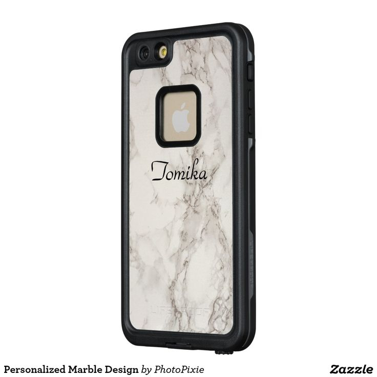 Personalized Marble Design