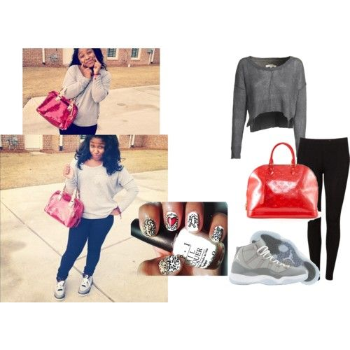 Reginae carter | Outfit ideas | Pinterest