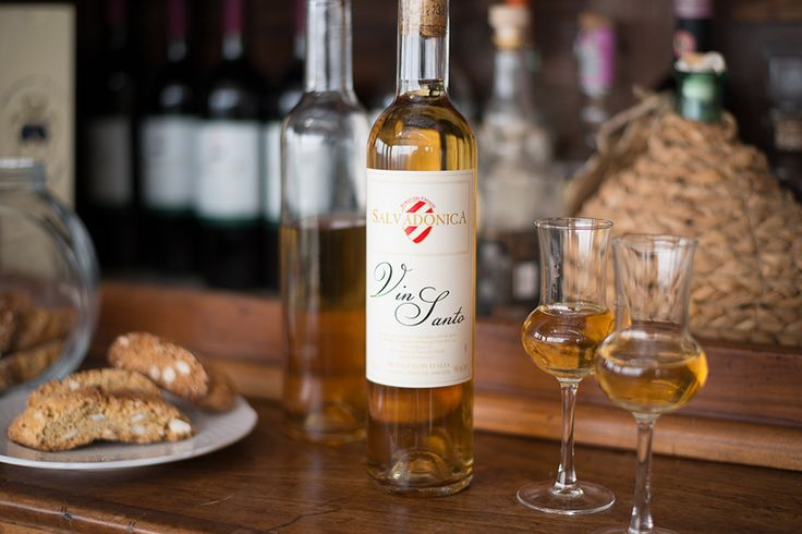 Vin Santo (or Vino Santo) is a viscous, typically sweet dessert wine made in Italy, predominantly in Tuscany. The wine is loved for its intense flavors of hazelnut and caramel.
