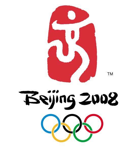 Olympic logo // Beijing 2008 Summer Olympics