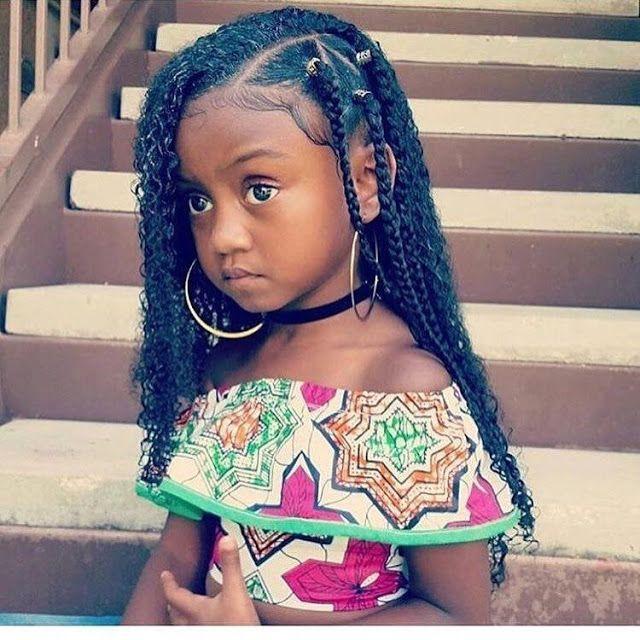 Children S Braids Black Hairstyles American Girl Hairstyles