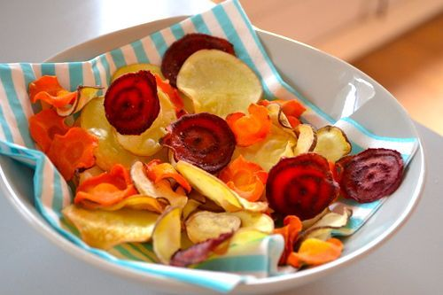 Vegetable chips!