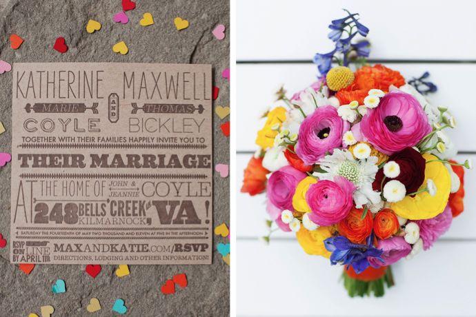 Ideas, Bodas Coloridas, Colors Wedding, Wedding Invitations, Looks Book, Wedding Details, Colours Wedding, Bright Colors, One Weddings