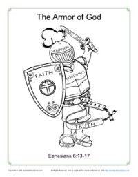 53 best Bible Lesson: Armor of God images on Pinterest