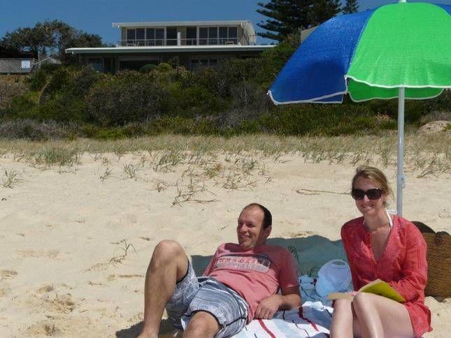 Azure on the beach, Top 10 Beach, a Boomerang Beach Awarded Top 10 Beach House | Stayz
