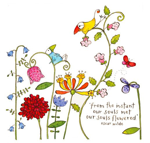 I absolutely adore this illustrators work, so inspiring. See www.twigseeds.com/