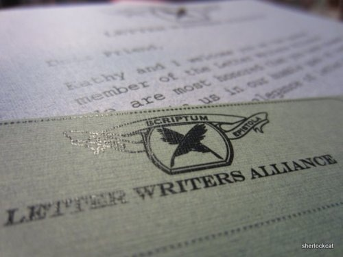 letter writers alliance | Tumblr | Letters ... Words ... | Pinterest