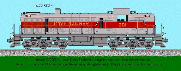 drawings of alco rsd 4/5 - Google Search