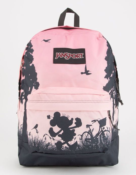 c2564e95697 JANSPORT x DISNEY Super Cute Minnie High Stakes Backpack