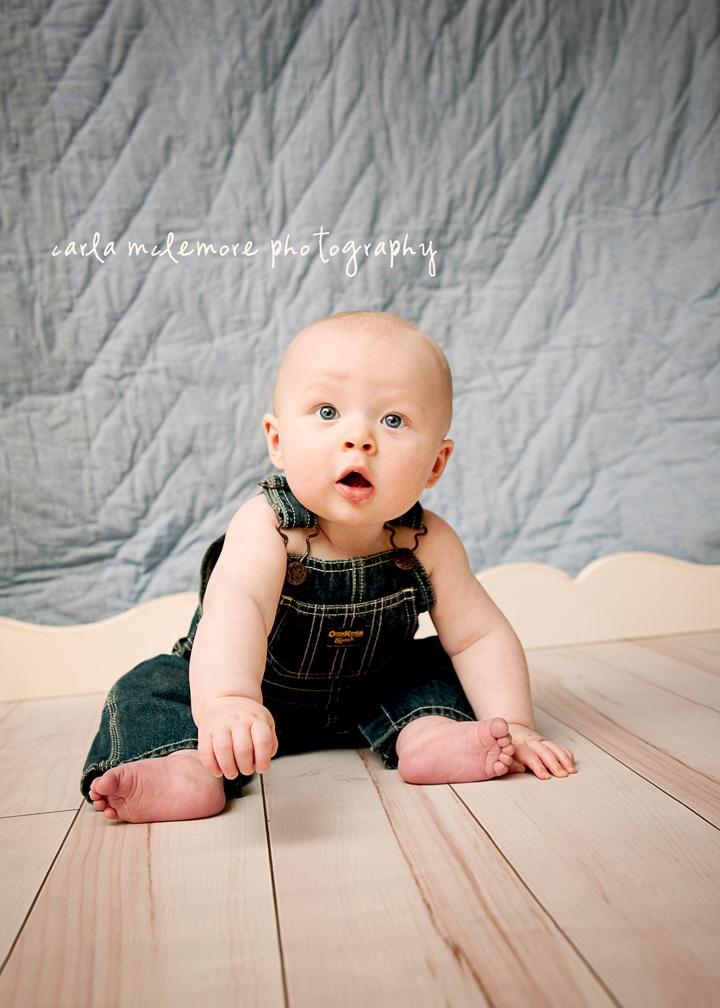 Children Photography Baby 6 months