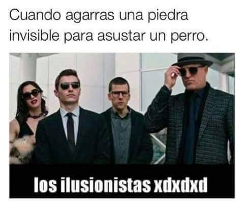★★★★★ Memes frases chistosas: El truco de la piedra invisible I➨ http://www.diverint.com/memes-frases-chistosas-truco-piedra-invisible/ →  #fotosymemesgraciosos #imágenesdelosmemesenespañol #memeschistososcortos #memesgraciosos2016 #memesgraciososparacomentarenfacebook