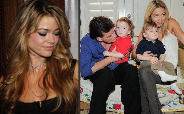 Charlie Sheen Kids Taken Away By Child Protective Services - 4UMF