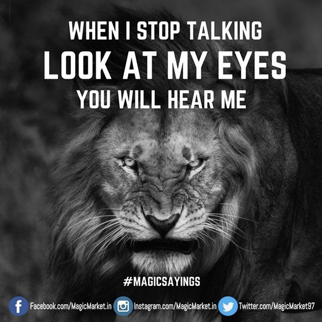 At times it happens :) #MagicSayings Like >> http://buff.ly/2pyBibJ #Motivation #inspiration #AngerQuotes #Quotes4Life #QuotesToLiveBy #Wednesday #WorkoutWenesday #AnimalQuotes