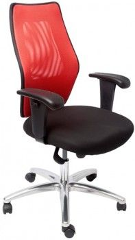 Conference Room Chairs With Ergonomics for better back support.