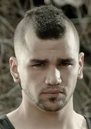 mohawk hairstyle men - Google zoeken