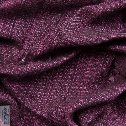 Blackberry Wool - Didymos Woven wrap - Indio Limited Edition
