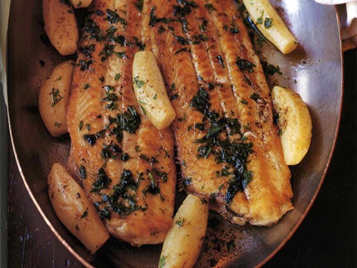 Sole à La Meunière by Leite's Culinaria