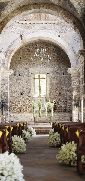 Wedding ceremony #stone #beauty #ceremony #wedding #love