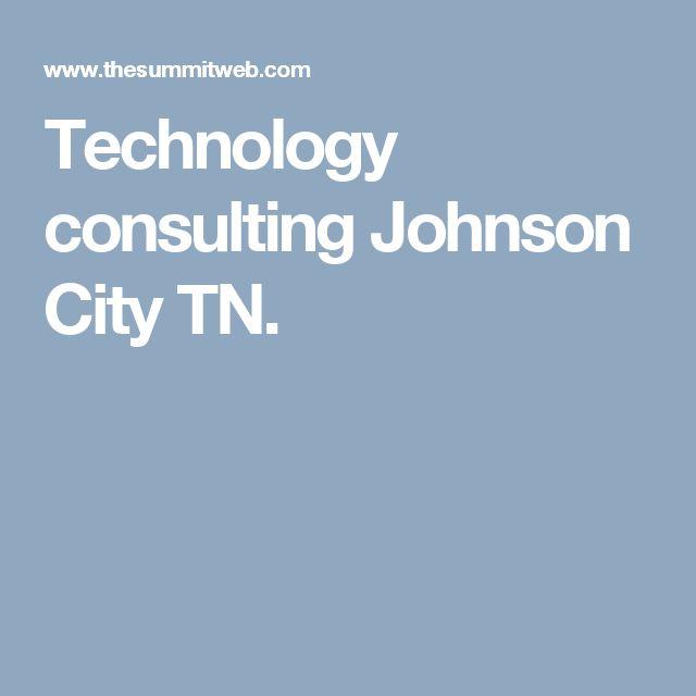 Technology consultingJohnson City TN.