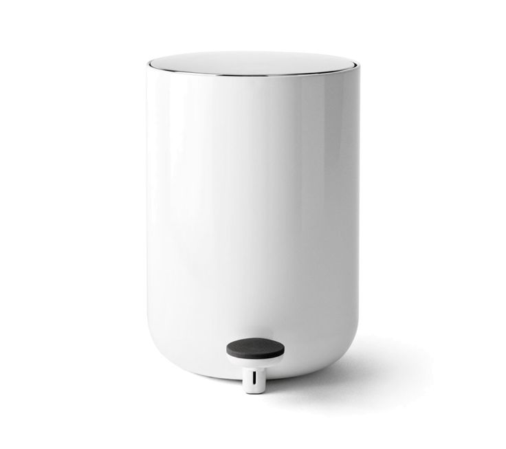 design pedal bin by menu as for your stilish bathroom