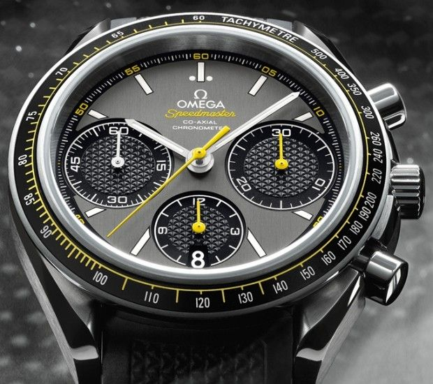 Omega Speedmaster Racing #Baselworld 2012