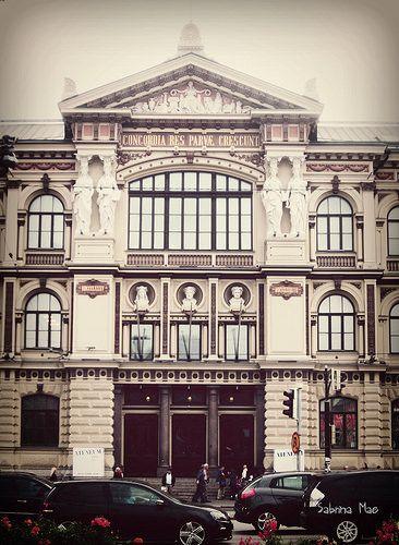 Ateneum frontal, Helsinki, Finland | Flickr - Photo Sharing!
