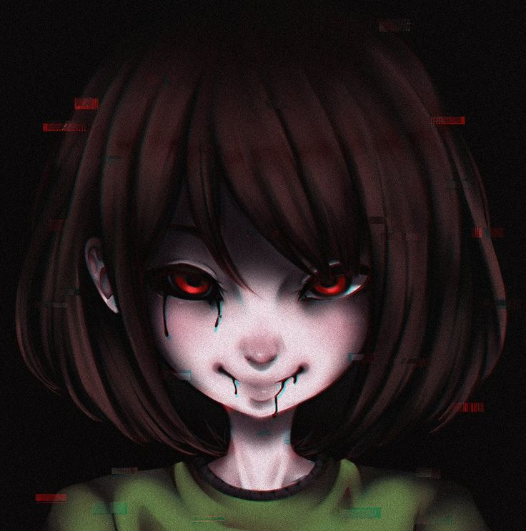Chara by Wiki234 on DeviantArt  ((Chara shall always be one of my fav Undertale characters..idk why X3))