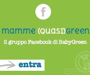 Gruppo Facebook - Mamme (quasi) green