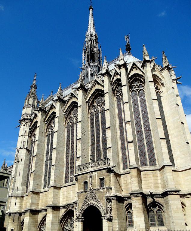 Sainte-Chapelle_Paryz05