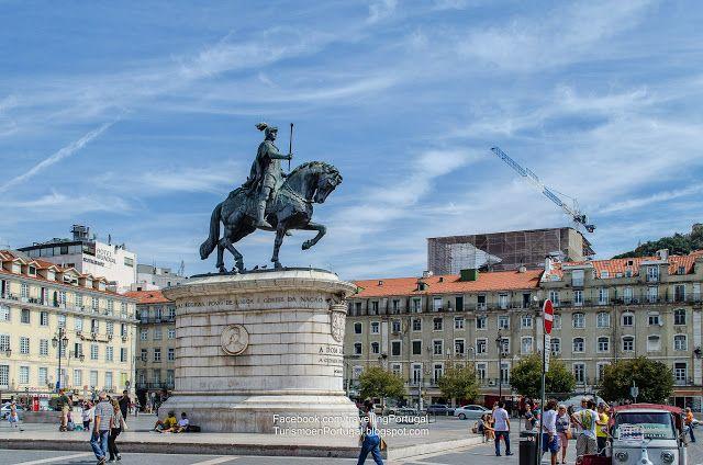 Praça da Figueira plaza clásica de Lisboa   Turismo en Portugal