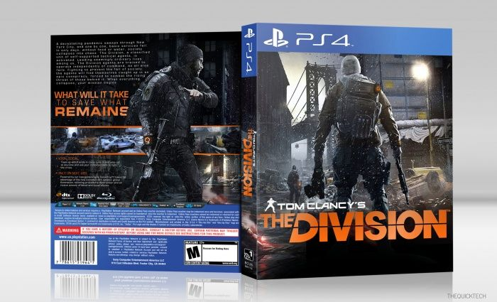 Tom Clancy's The Division This item will be released on December 31, 2014. Pre-order now. #ps4 #TheDivision #TomClancysTheDivision