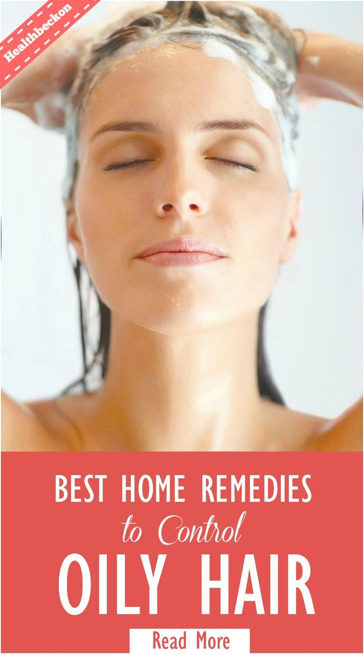 Home Remedies for Oily Hair: Oil on the scalp is necessary to keep the scalp healthy and to prevent damage to hair such as split ends and provide a good sheen. #Oilyhair can cause dandruff and itching.The following are the home remedies that you can try out to get effective results for oily hair.