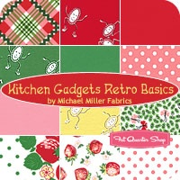 These would be cute for summery cook-out stuff.....or just another excuse to sew whimsical kitschy shit.Crafts Ideas, Gadgets Fabrics, Beautiful Fabrics, Gadgets Retro, Retro Basic, Kitchens Gadgets, Basic Mm, Kitchens Fabrics, Retro Kitchens
