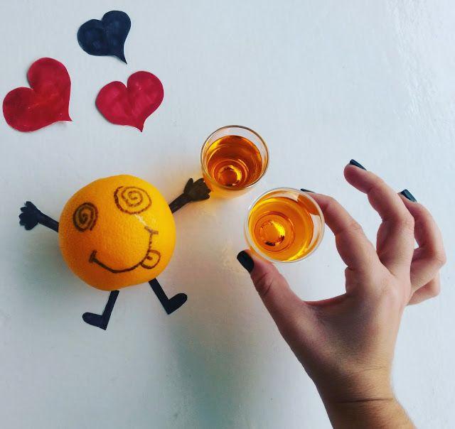 Βουτυρόμελο: Λικέρ πορτοκάλι με μπαχαρικά του 10λεπτου