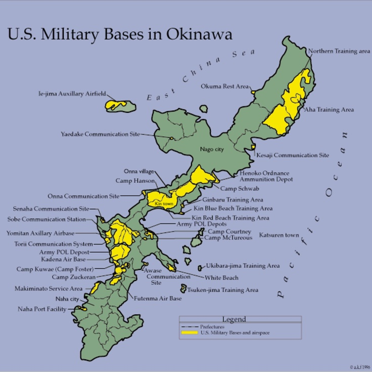 258 Best Okinawa Images On Pinterest Okinawa Japan Bucket Lists - Us Millitary Instilation Maps