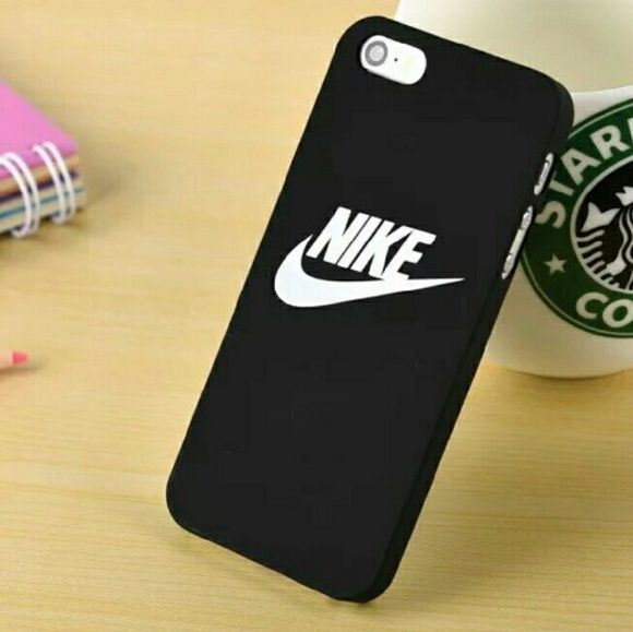 Nike 6/6s case Brandnew Hard case Black  Price firm  Sorry NO TRADES Nike Accessories Phone Cases